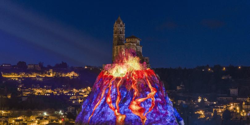 Vivre Le Puy la nuit