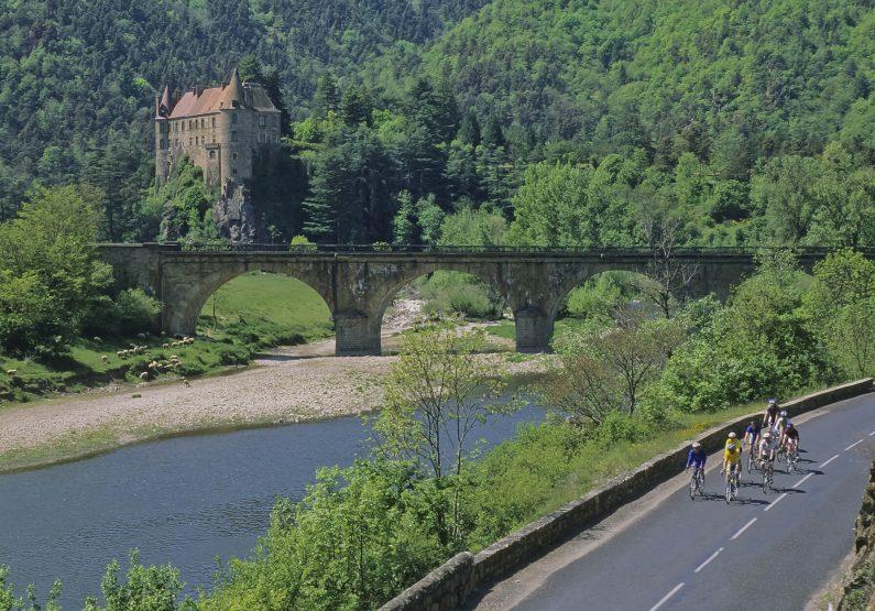 Vélo-route : Vivez la Loire Sauvage