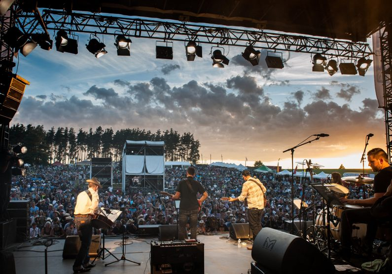 Festival de Craponne – Rock the Country