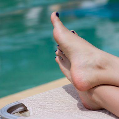 Dormir les pieds dans l'eau
