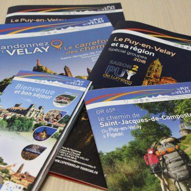 Les brochures