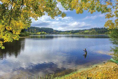 Le lac de Malaguet