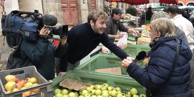 Le Puy-en-Velay parmi les plus beaux marchés de France