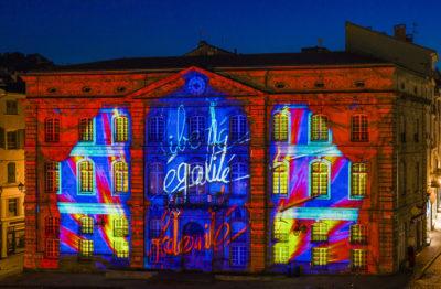 Puy de Lumières en Velay – L'Hôtel de ville