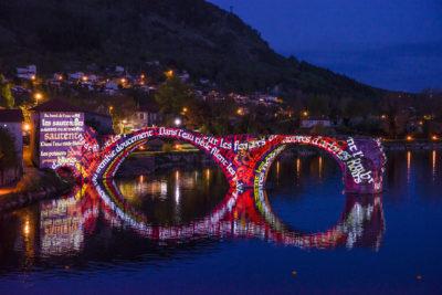 Puy de Lumières en Velay – Le pont de Brives-Charensac