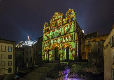 Puy de Lumières en Velay – La Cathédrale