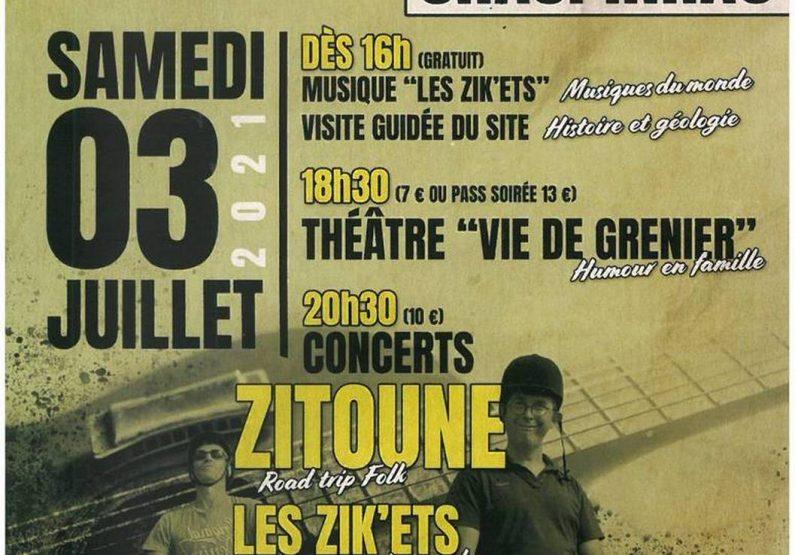 Saint Quentin fait son show !