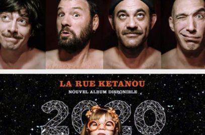 soirée concert: La Rue Kétanou + SR entre amis