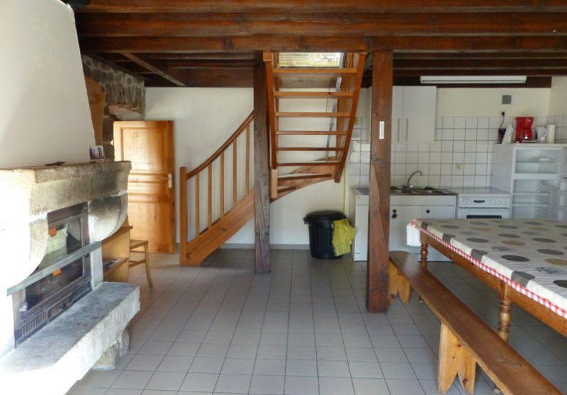 Gîte d'étape/séjour – La Chapelle-en-Lafaye