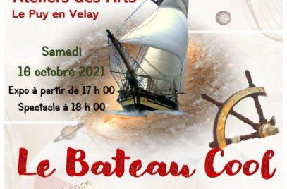 spectacle «Le bateau cool»