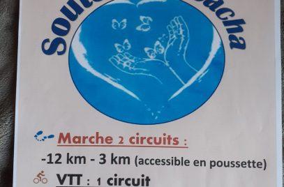 journée solidaire «Soutenons Sacha»