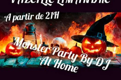 Monster Party by DJ at home