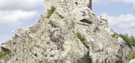 Itinéraire cyclotourisme – Au pied des Monts du Forez
