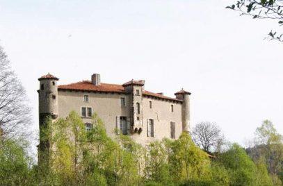 Maison Forte de Volhac