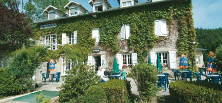 Hôtel Restaurant le Moulin de Barette