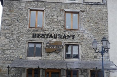 Bar Restaurant du Centre