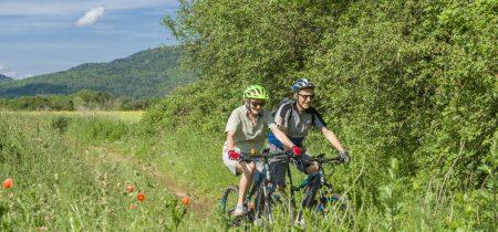 Itinéraire cyclotourisme –  De Pierre Et d'Argile alentours