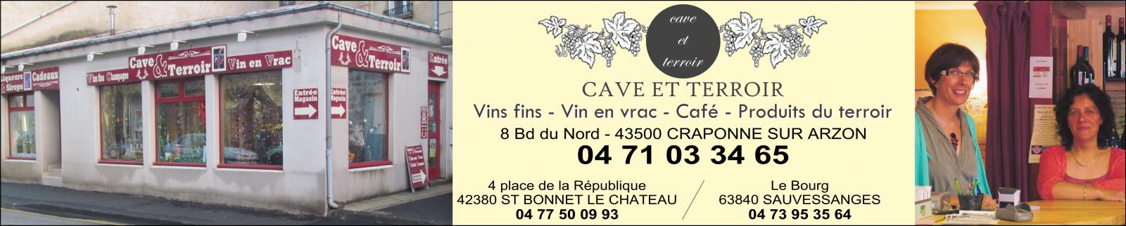 Cave et Terroir