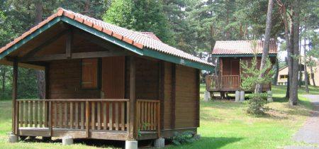 Camping Municipal Les Prades – Mini-chalets