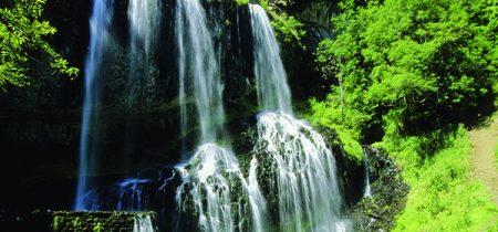 Itinéraire VTT – La cascade de la Beaume