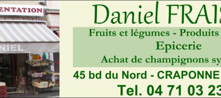 Epicerie Daniel Fraisse