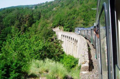 Train Touristique des Gorges de l'Allier