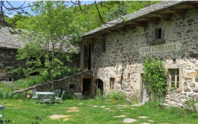 Café-Librairie Maison Vieille