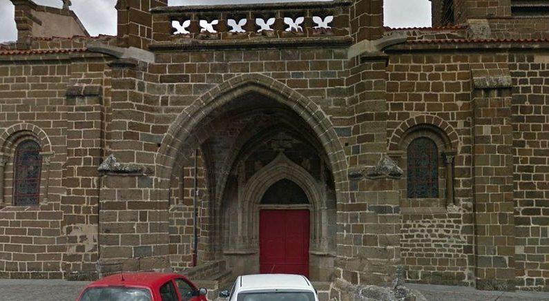 Eglise Saint Martin Polignac