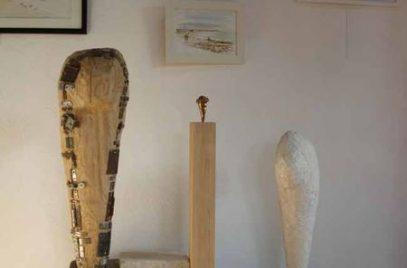 Espace Marie Bertrand – Galerie – Atelier – Jardin de Sculptures