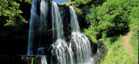 Circuit découvert de la cascade de la Beaume