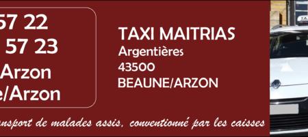 Taxi Maitrias
