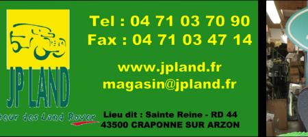 JPLand – docteur des Land Rover
