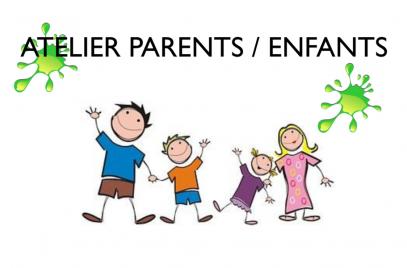 Atelier «Parents / Enfants» – enfants de 3 à 11 ans