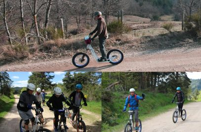 Dirtscoot – Trottinette tout terrain