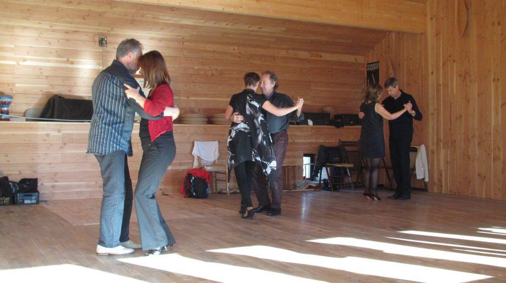 Stage de Tango Argentin – niveau intermédiaire