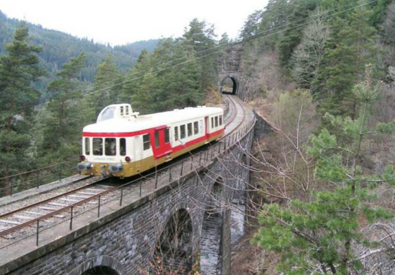 ligne de train