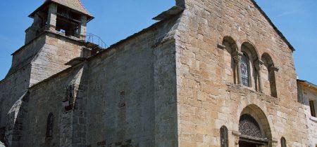 Eglise Romane de St Etienne Lardeyrol
