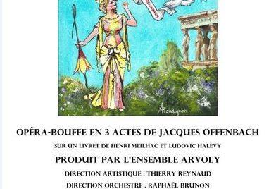 Chorale La Belle Hélène