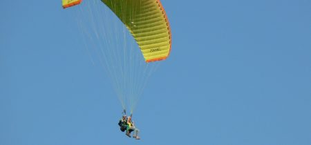 Vol en parapente –  Milan Vol
