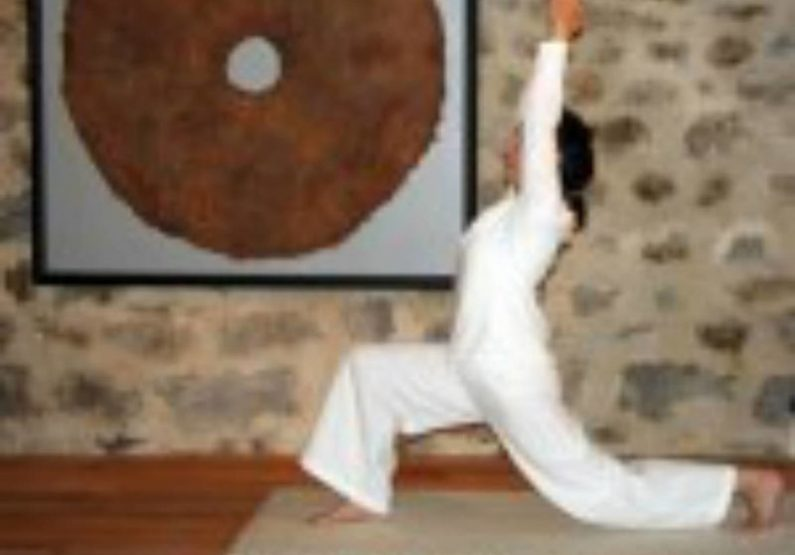 EQU- anjaneyasana posture