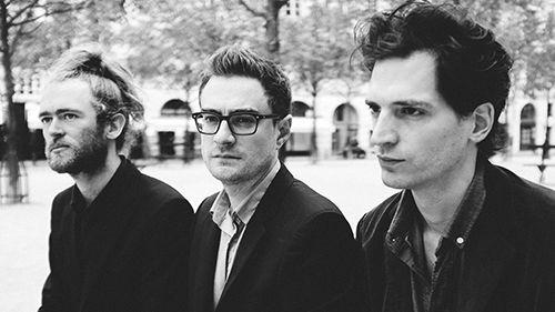 Antoine Karakostas en trio
