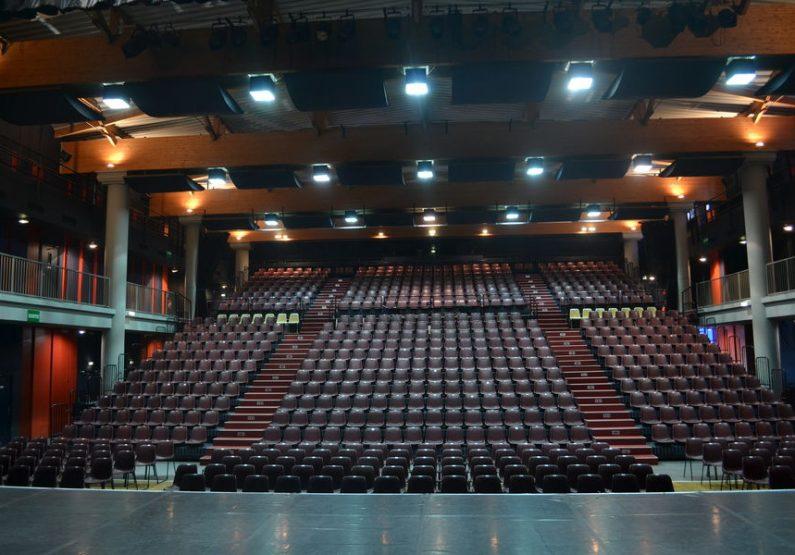 auditorium de Vals