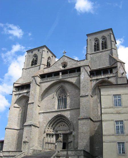 abbatiale St Robert de La Chaise-Dieu