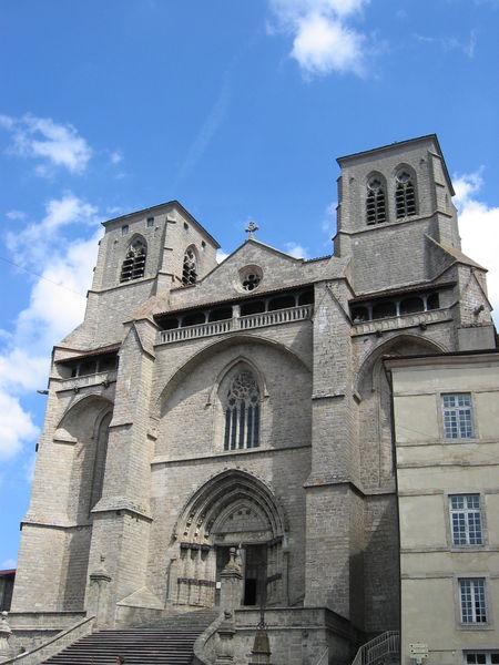 Visite de l'église abbatiale de La Chaise-Dieu