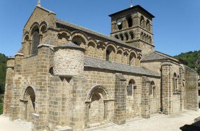 Concert de Jean-Claude Borelly en l'église prieurale de Chamalières sur Loire