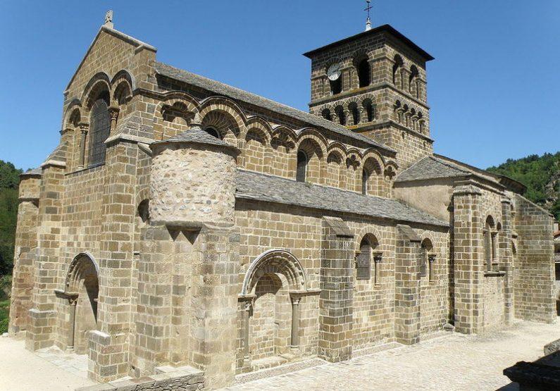 Eglise Saint-Gilles à Chamalières sur Loire