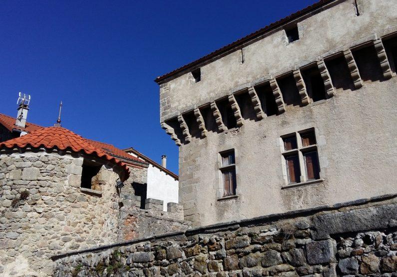 maison fortifiée La Chaise-Dieu