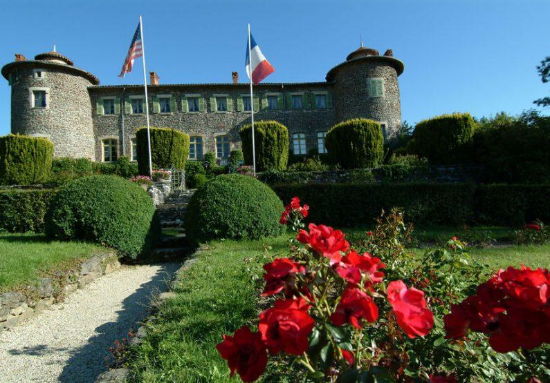 Château de Chavaniac Lafayette