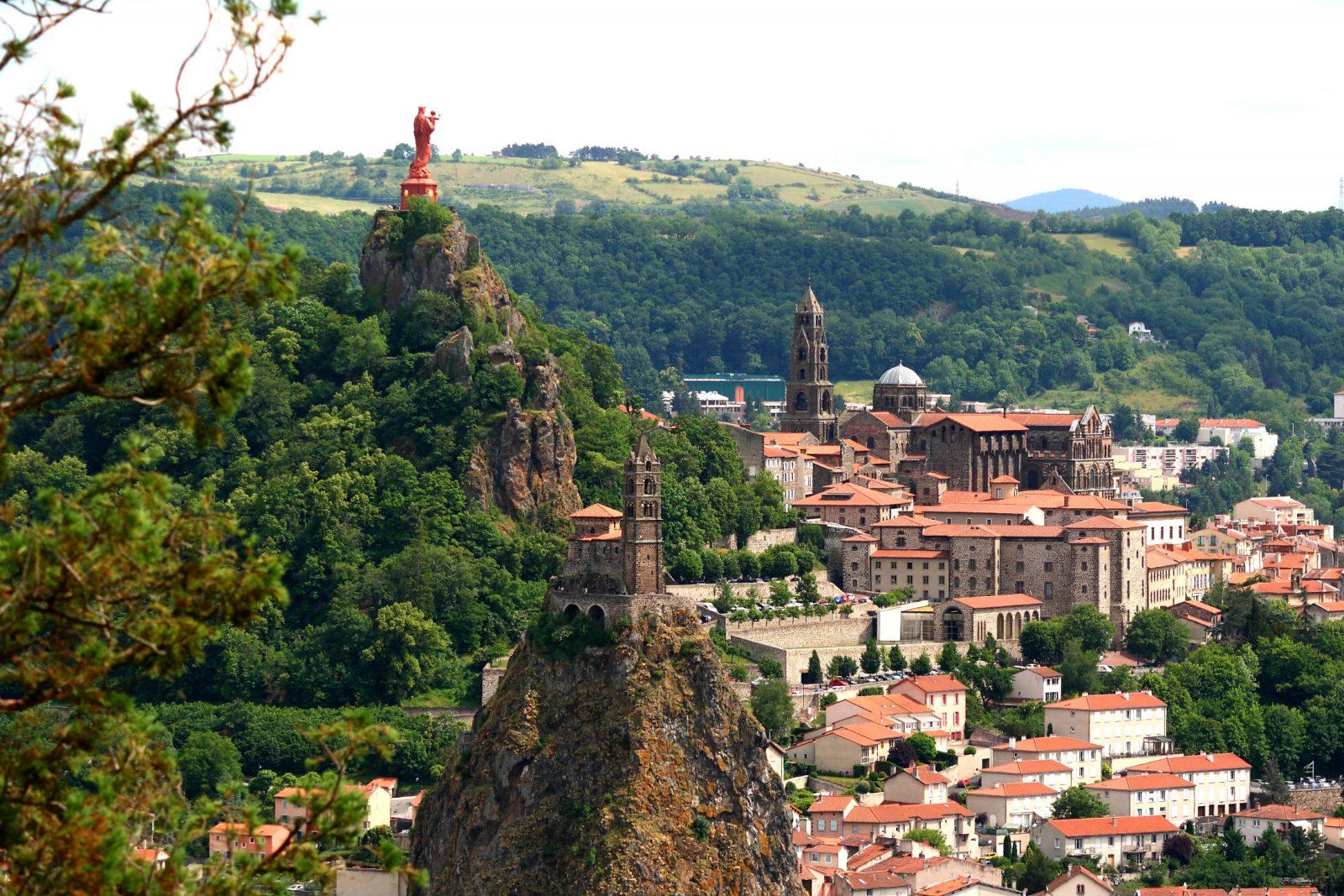 Changer d'air au Puy-en-Velay