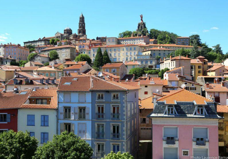 Vue du Puy-en-Velay